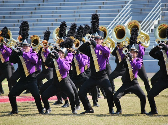 District II Marching Festival 2012
